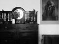 Death & black dresser