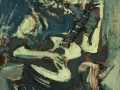 Portrait of Johnny Earls (oils on hardboard), 1963-64