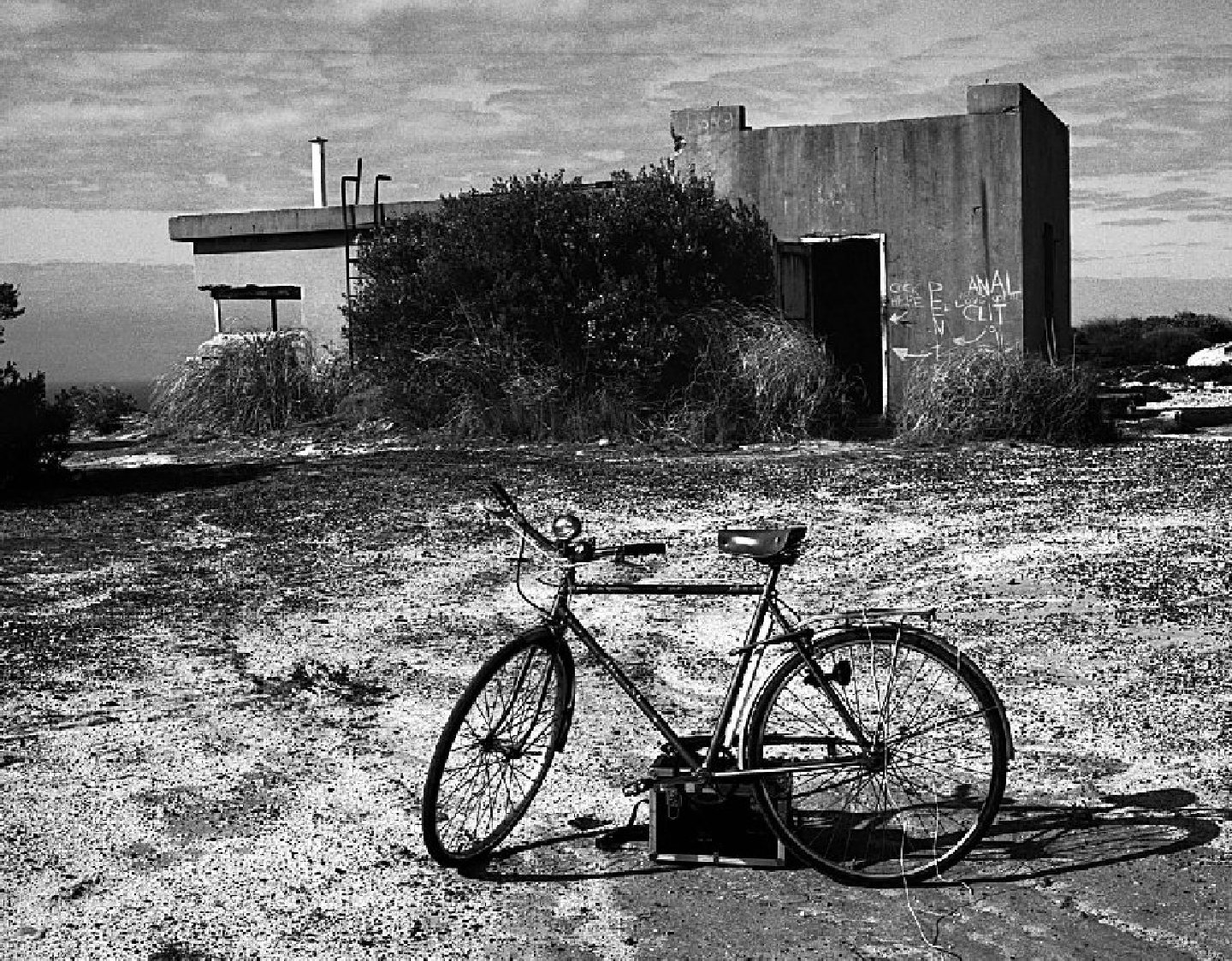 Bunker bicycle by David Perry