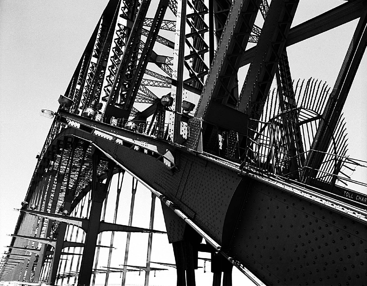Harbour Bridge 6 by David Perry