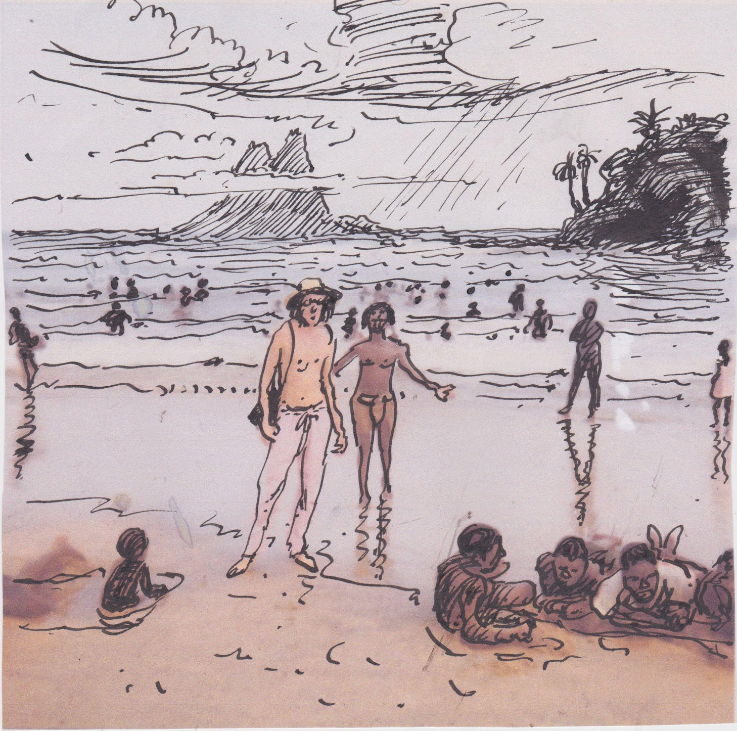 Tlula Leisure Beach (Peter Kingston)