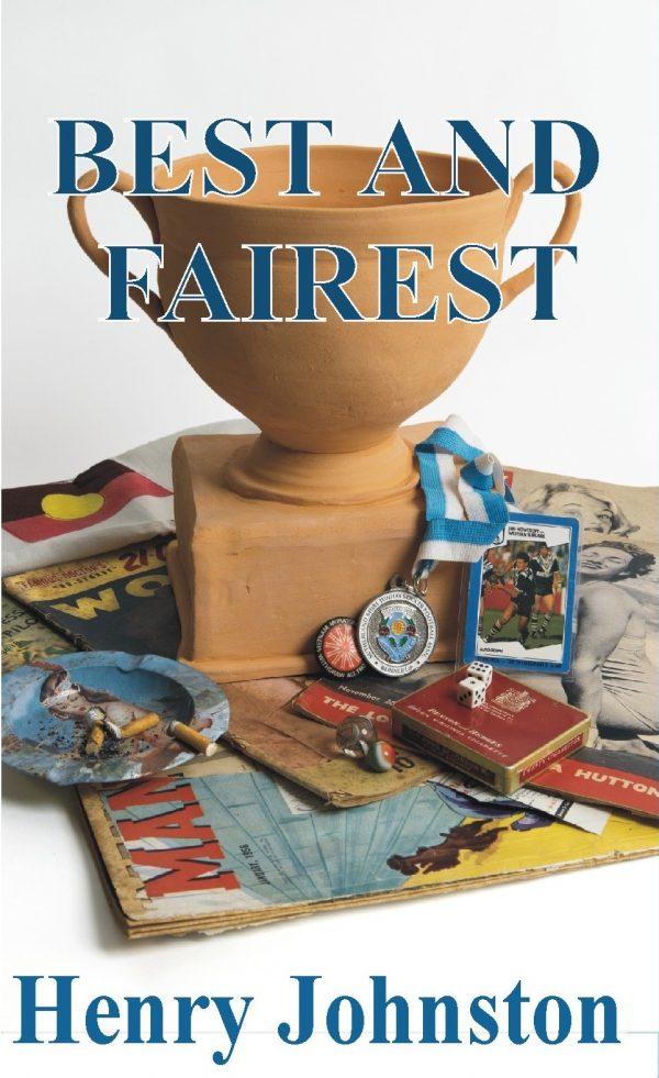 Best & Fairest 5 Front Cover